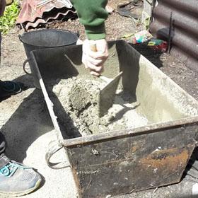 Cementové potěry