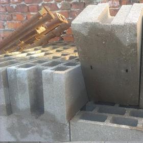 Betonové cihly