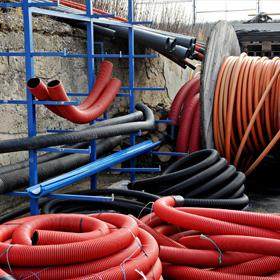 Kabelové chráničky