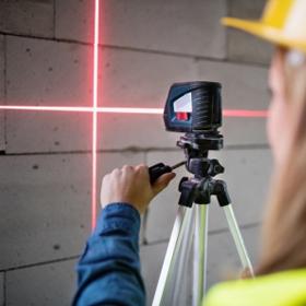 Křížové a linkové lasery
