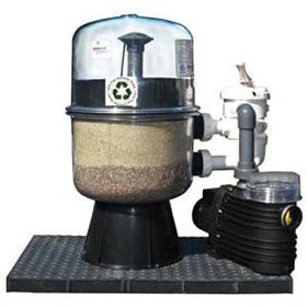 Písky pro filtraci