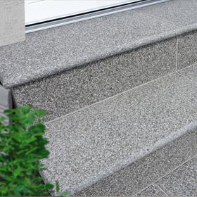 Obkladové - schodišťové stupně