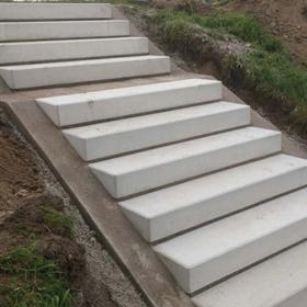 Skládané a plné schody