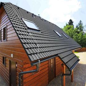 Šikmé střechy