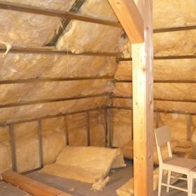 Šikmé střechy a stropy