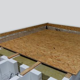 Lehké deskové podlahy
