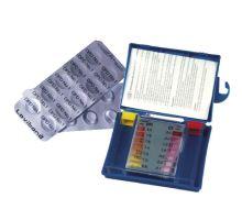 Mastersil Tablety pro měření pH PHENOLROT Rapid 10ks