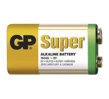 Baterie 9V GP 1604A F22 alkalická (1ks)