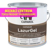 Caparol Capadur LazurGel - tenkovrstvá lazura na dřevo