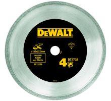 Kotouč diamantový plný 125mm Laser 4 DT3736 DeWalt