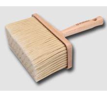 Štětka hranatá 170x65mm, profi dřevěná rukojeť, Kubala