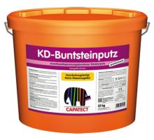 Caparol KD Buntsteinputz Klinkerrot 25kg akrylátová soklová mozaika
