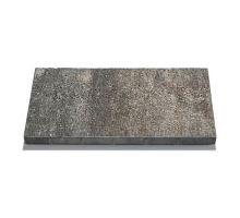 Asti Colori, plošná dlažba, 8x30x60 cm, bílohnědočerná, Semmelrock