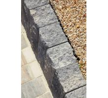 Palisáda Best Stone hranatá 16x16x50 cm colormix brilant