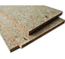 MultiFunkční panel MFP 4 - dřevoštěpková deska, rovná hrana, tl. 25 mm, 2500x1250 mm, 3,125 m2