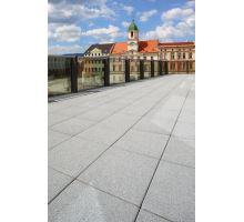 Plošná dlažba, terasová vymývaná, bez laku, 40x40x4 cm, Vanto, BEST