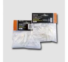Klínky obkladačské plastové, 0-8mm 30ks, Stavtool