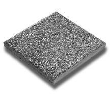 Betonová plošná dlažba Semmelrock Picola vymývaná 40,5 x 40,5 x 3,8 cm říční štěrk šedá