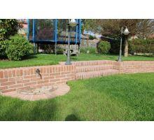 Cihla betonová Best 6,5x29x14 cm tradiční cihlová