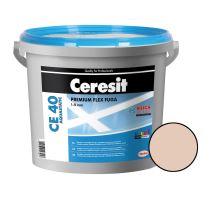 Ceresit Flexibilní spárovací hmota CE 40 Aquastatic 5 kg, bahama 43