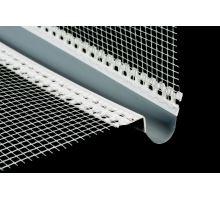 Dilatační PVC profil rohový V, délka 2,5m