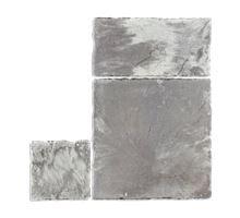 Bradstone Milldale, plošná dlaždice, 3 kameny, 3,8-4,2cm, šedá melírovaná, Semmelrock