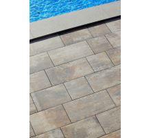 Betonová dlažba Best Beleza 6 cm, 3 kameny colormix arabica