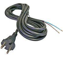 Kabel Flexo gumový 2x1 H05RR-F 3m S03030