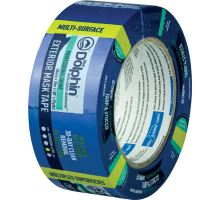 Páska venkovní ochranná 30 dní 48mmx25m modrá, PVC na hladké povrchy (okna), 44u