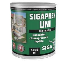 SIGA PRO Sigapren chloroprenové kontaktní lepidlo univerzální 1 l