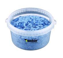 weber.sys epox chips 1 kg akrylátový vsyp, dekorativní úprava epoxidových podlah