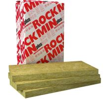 Rockwool Rockmin plus tl. 60 mm (bal. 9,15 m2) λ=0,037