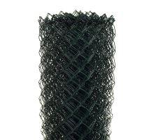 Pletivo poplast. zelené 125 cm 25m bez nap. drátu BUCHLOVAN stand. 50x50 1,7/2,5mm