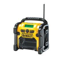 Aku rádio XR DCR019, Li-Ion 10,8 18V/220V DeWalt