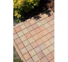 BEST Mozaik Betonová skladebná dlažba (kostka) 6 x 10 x 10 cm colormix podzim