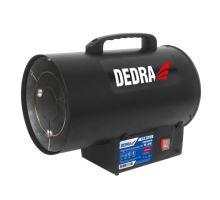 Topidlo plynové s ventilátorem výkon 15 kW, DED9941A Dedra