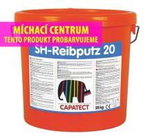 Caparol Capatect SH Reibputz 20 - ETICS - fasádní omítka zrnitá