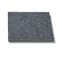 Dlaždice La Linia, plošná výmývaná, 40,5x40,5x3,8 cm, antracit, Semmelrock
