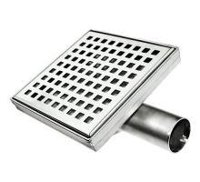 Bielbet vpusť podlahová odtoková 150x150mm design PIXEL nerez