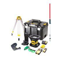 Laser rotační zelený DCE079D1G-QW DeWalt