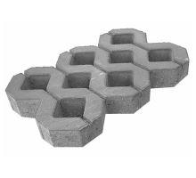 Betonová zatravňovací dlažba Best Vega 10 x 40 x 60 cm přírodní
