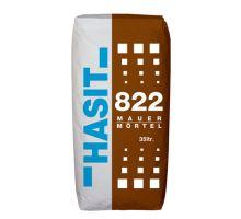 HASIT 822 LEICHT Mauermörtel M5, 20kg, λ= 0,18W/mk, 5Mpa - strojní/ruční tepelně-izolační zdicí malta, pro tl. vrstvy 10-15mm