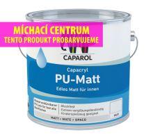 Caparol Capacryl PU-Matt -  polyuretanový akrylový email