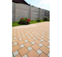 BEST Mozaik Betonová skladebná dlažba (kostka) 6 x 10 x 10 cm přírodní