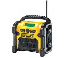 Aku rádio XR DCR020, Li-Ion 10,8-18V/220V USB DeWalt