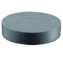 Fasádní polystyrenová zátka 65mm lisovaná šedá