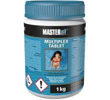 Mastersil Multiplex tablet 1 kg, pro čištění, údržbu a desinfekci
