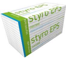 Polystyren EPS 100 Z/S 80 mm, Styrotrade