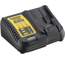 Nabíječka Aku. baterií 10,8V, 14,4V, 18V 1h Li-ion DCB115-QW DeWalt