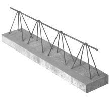 Stropní nosník, 260 cm, Porfix, pro světlost otvoru do 2300mm